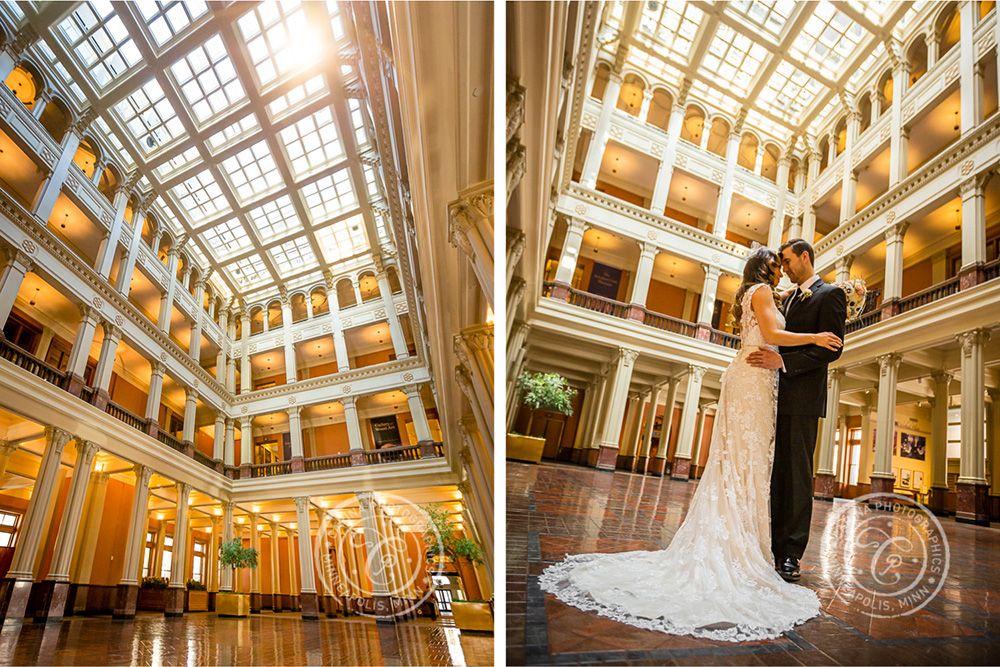 Landmark Center And Summit Avenue Mansion St Paul MN Styled Wedding Photoshoot By Portrait Photographer Carina Photographics