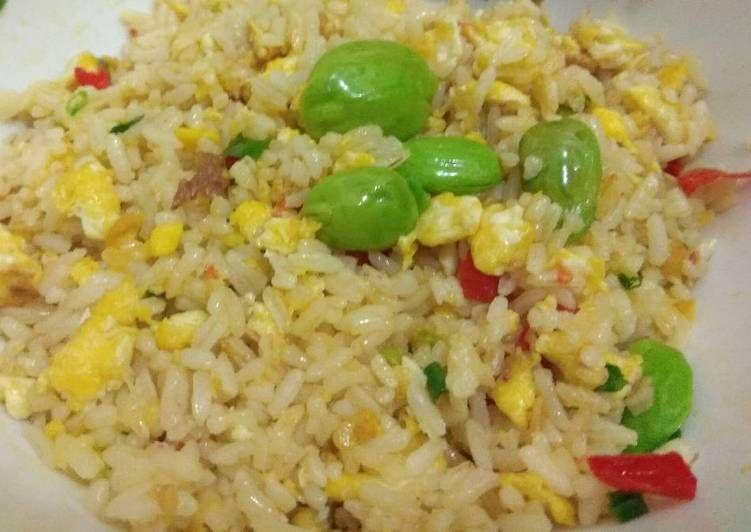 Resep Nasi Goreng Pete Mbak Rateh Oleh Ratih Setiawati Resep Makanan Dan Minuman Resep Masakan Memasak