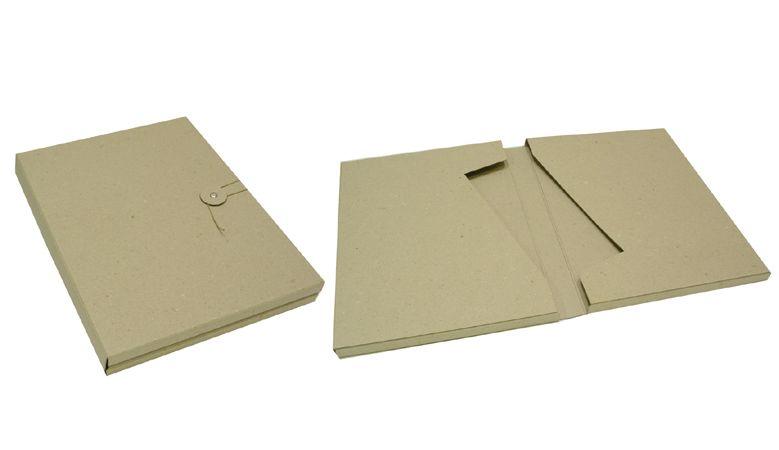 Porte documents carton