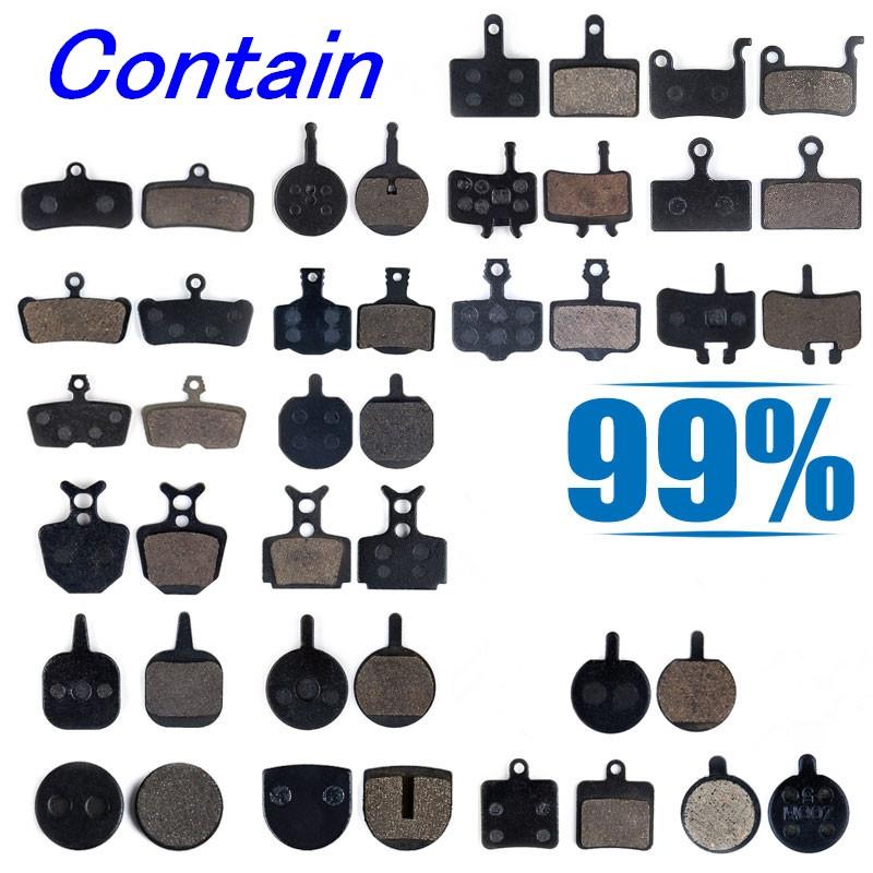 5.00$  Watch now - http://ali0rk.shopchina.info/go.php?t=32683524645 - Semi-metallic brake pads for shimano xt / sram / avid / magura / hayes / formula / Tektro disc brake pad 4 pair / lot 5.00$ #magazineonlinebeautiful