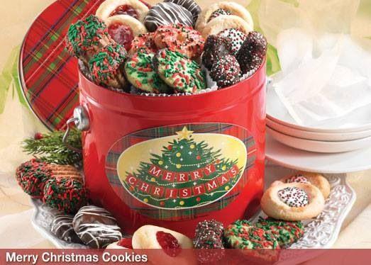Christmas Cookies Gift Idea Gift ideas Pinterest Christmas