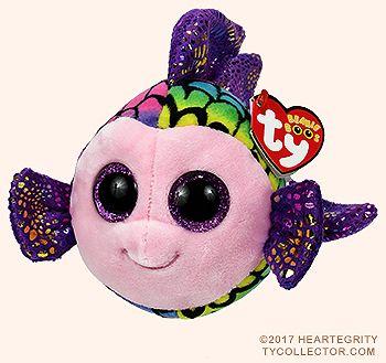 5c431c0b6af Flippy - fish - Ty Beanie Boos