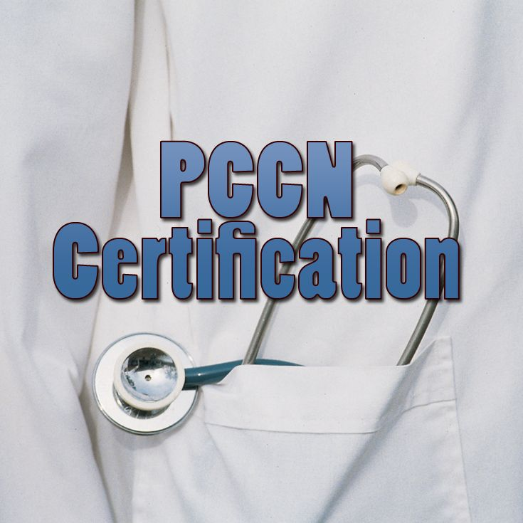 Candidates Who Pass The Pccn Examination Receive The Pccn
