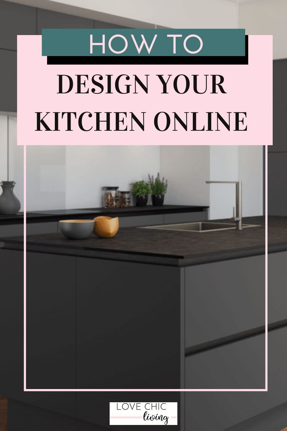 How To Use A Virtual Kitchen Design Service Virtual Kitchen Designer Online Kitchen Design Kitchen Design Planner