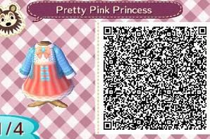 Pretty Pink Princess 1