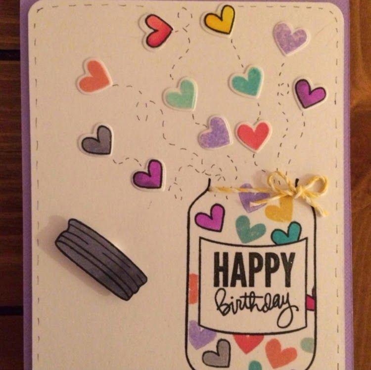 cool handmade birthday card ideas diy ideas Birthday card – Easy Handmade Birthday Card Ideas