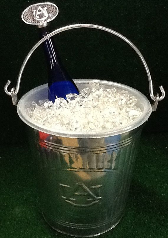 Auburn Ice Bucket with liner by Tailgategoods.com $35 ...