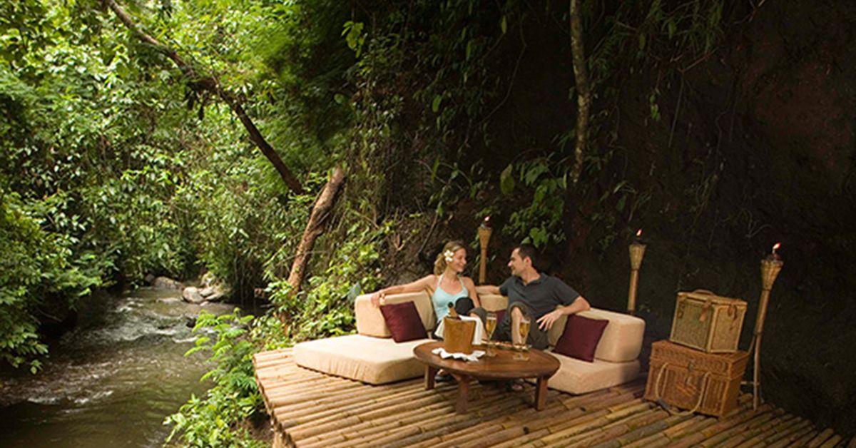 10 Romantic Bali Villas For A Perfect Valentine S That Won T Break The Wallet Ubud Hanging Gardens Dream Hotels Ubud