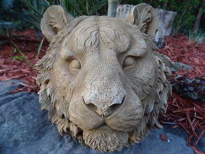 Buying Garden Stone Ornaments. Big CatsWall PlaquesGarden ...