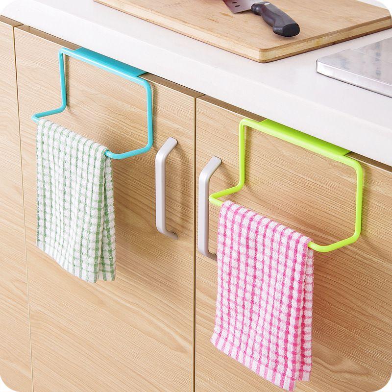 Neue Kunststoff Lagerregal für Küche Veranstalter Einzigen Kurzen - handtuchhalter für küche