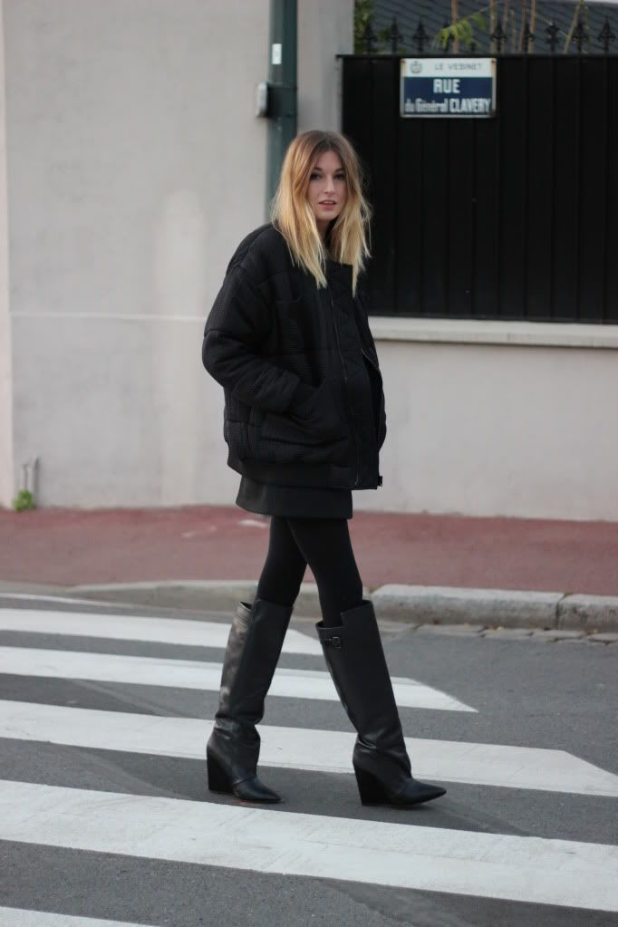 Camille Over the Rainbow - Carin Wester knee-high boots