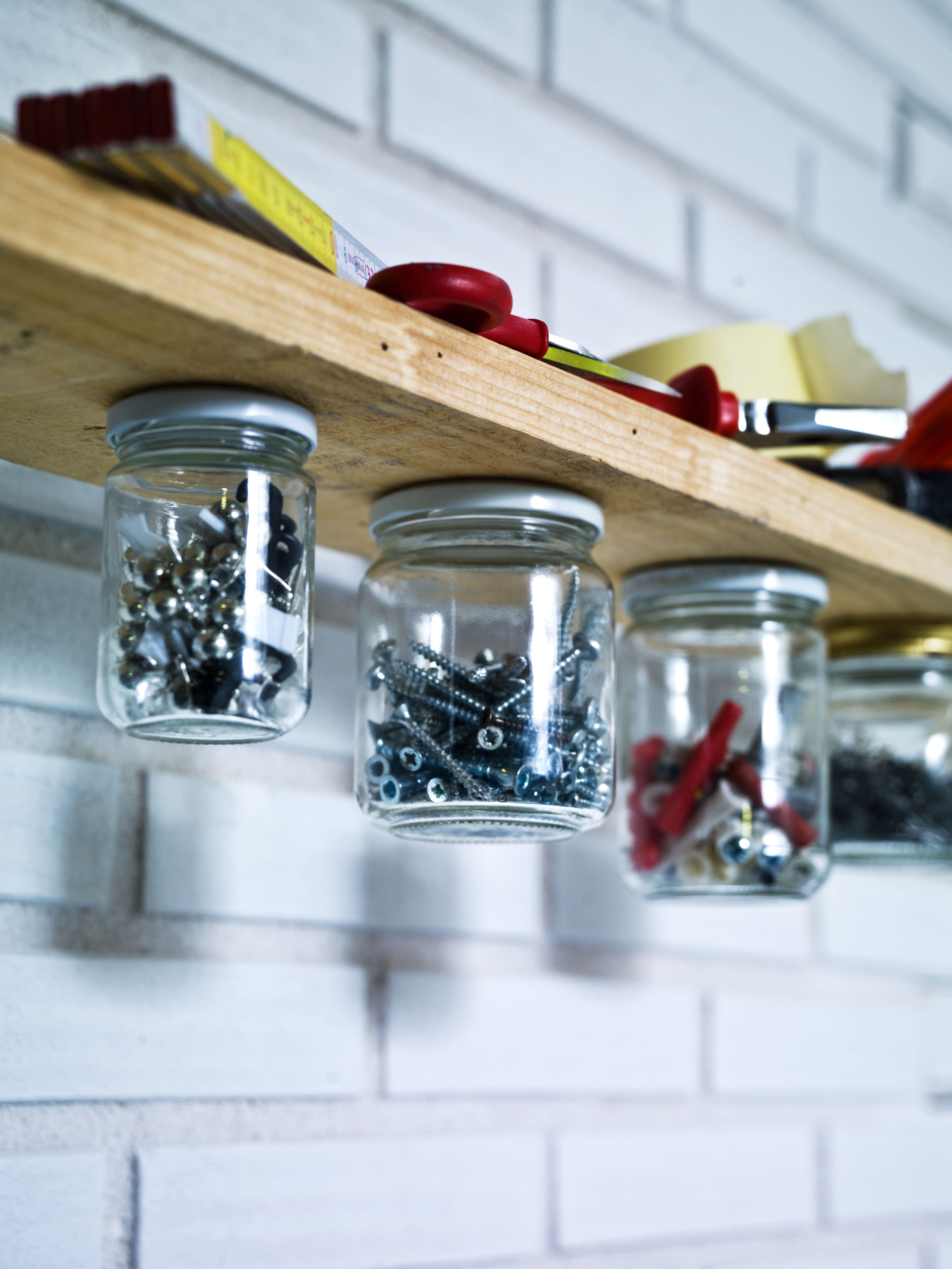 Idee Garage Fai Da Te 7 idee fai da te: come creare più spazio a casa   idee fai
