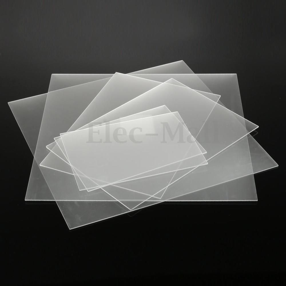 Finish Clear Frosted 80 Opal Frosted 70 Type Frosted Acrylic Note One Side Frosted 1 X Fros Clear Acrylic Sheet Frosted Acrylic Sheet Acrylic Sheets