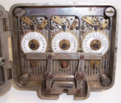Antique Locksmith Antique Safe Bank Vault Timer Yale