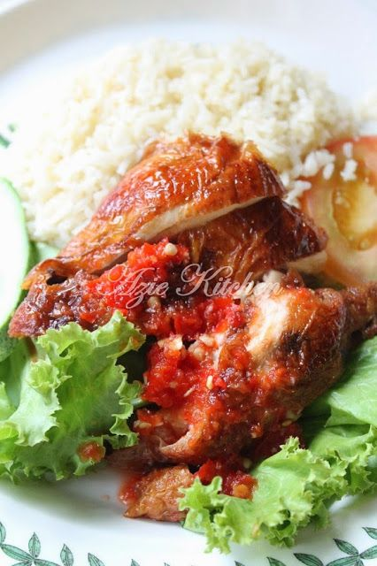Azie Kitchen Nasi Ayam Hainan Yang Sangat Sedap