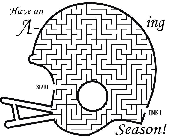 http://www.oakharborcheer.com/Football-Helmet-Maze.jpg