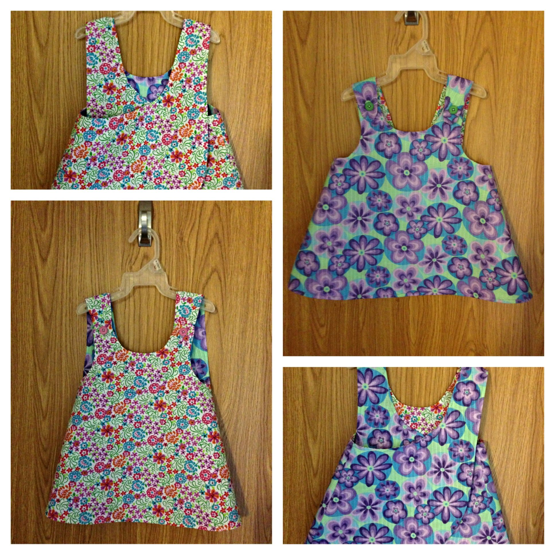 Used a vintage Butterick pattern and Tutti Frutti fabric from JoAnn ...