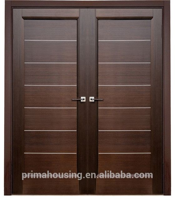 Double Interior Swing Solid Wooden Door Door Price Buy Double Swing Interior Door Wood Glass Door Wooden Main Door Design Wooden Main Door Double Door Design