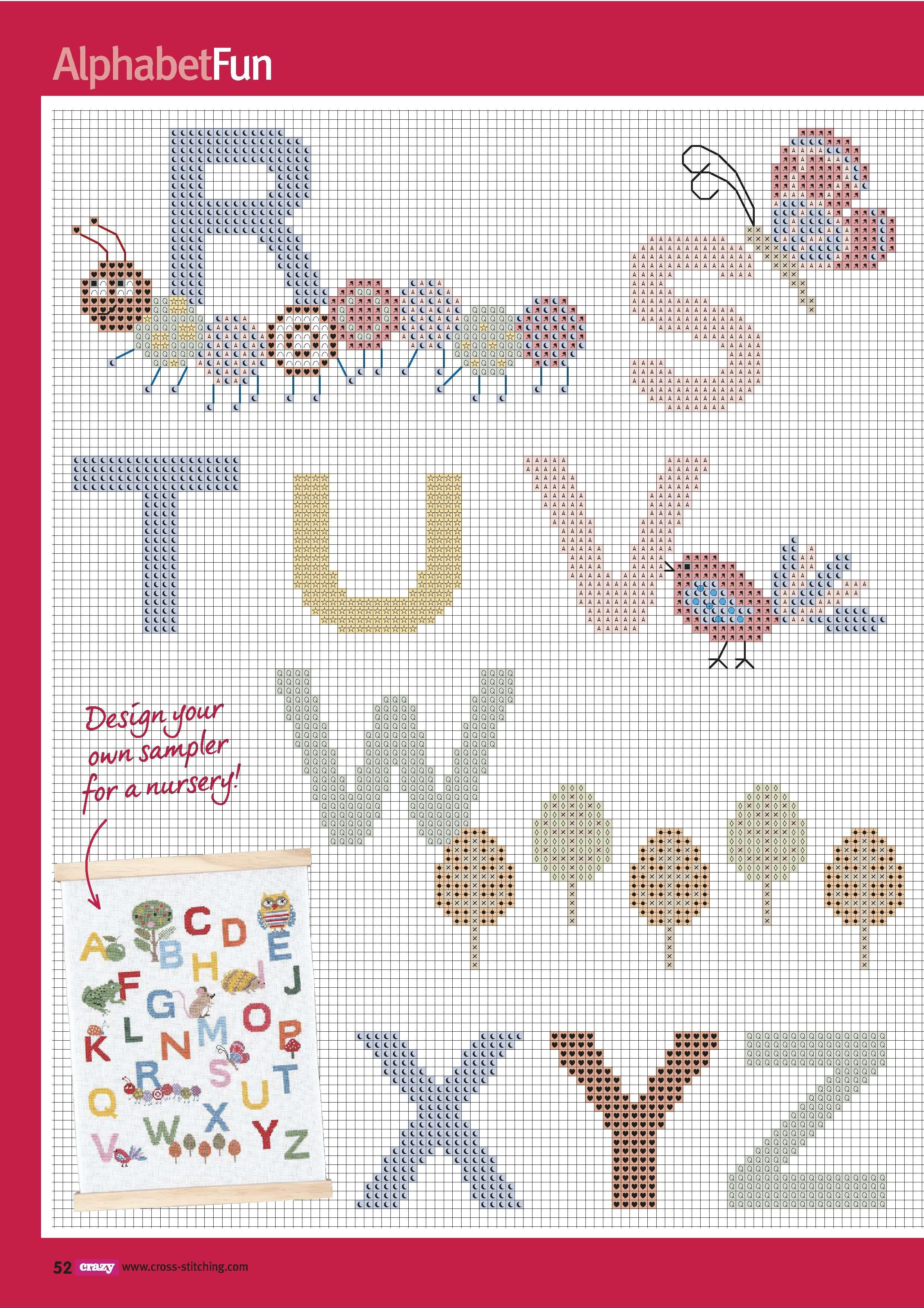 Cross Stitch Crazy 218