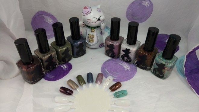 Frenzy Polish Fall Collection
