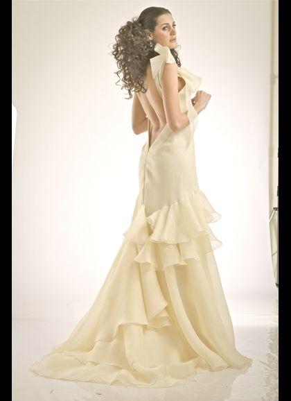 alberto rodríguez couture vestido de novia / wedding dress solicita
