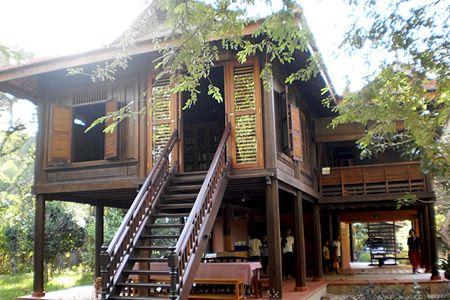 дом камбоджа