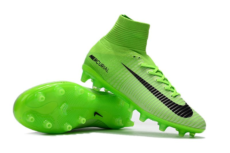 f31c69bdb51c3 Nike Mercurial Superfly V AG Pro - Electric Green Black Ghost Green ...