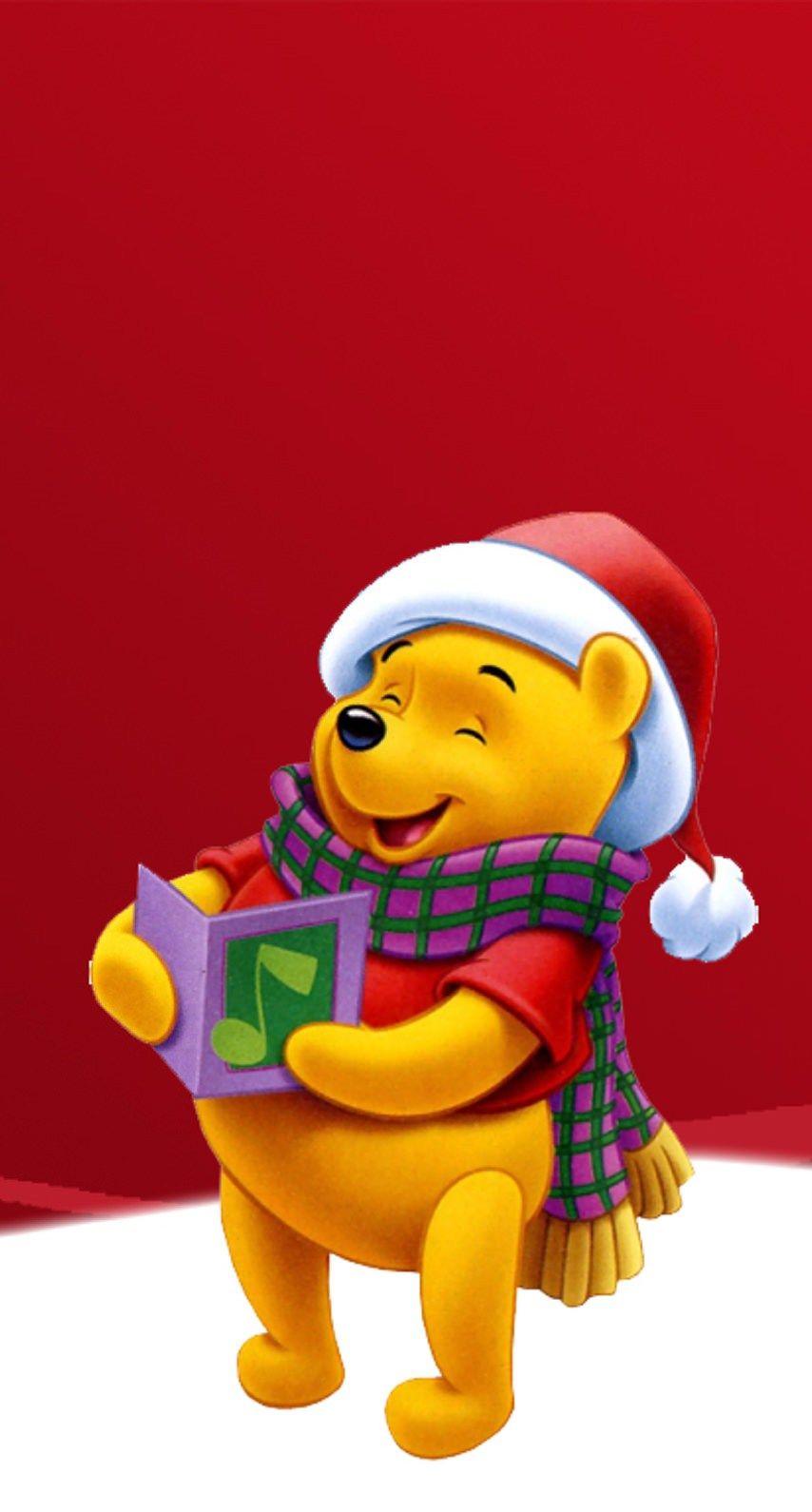 Winnie the Pooh Christmas 漫画の壁紙, くまのプーさん, プーさん 壁紙
