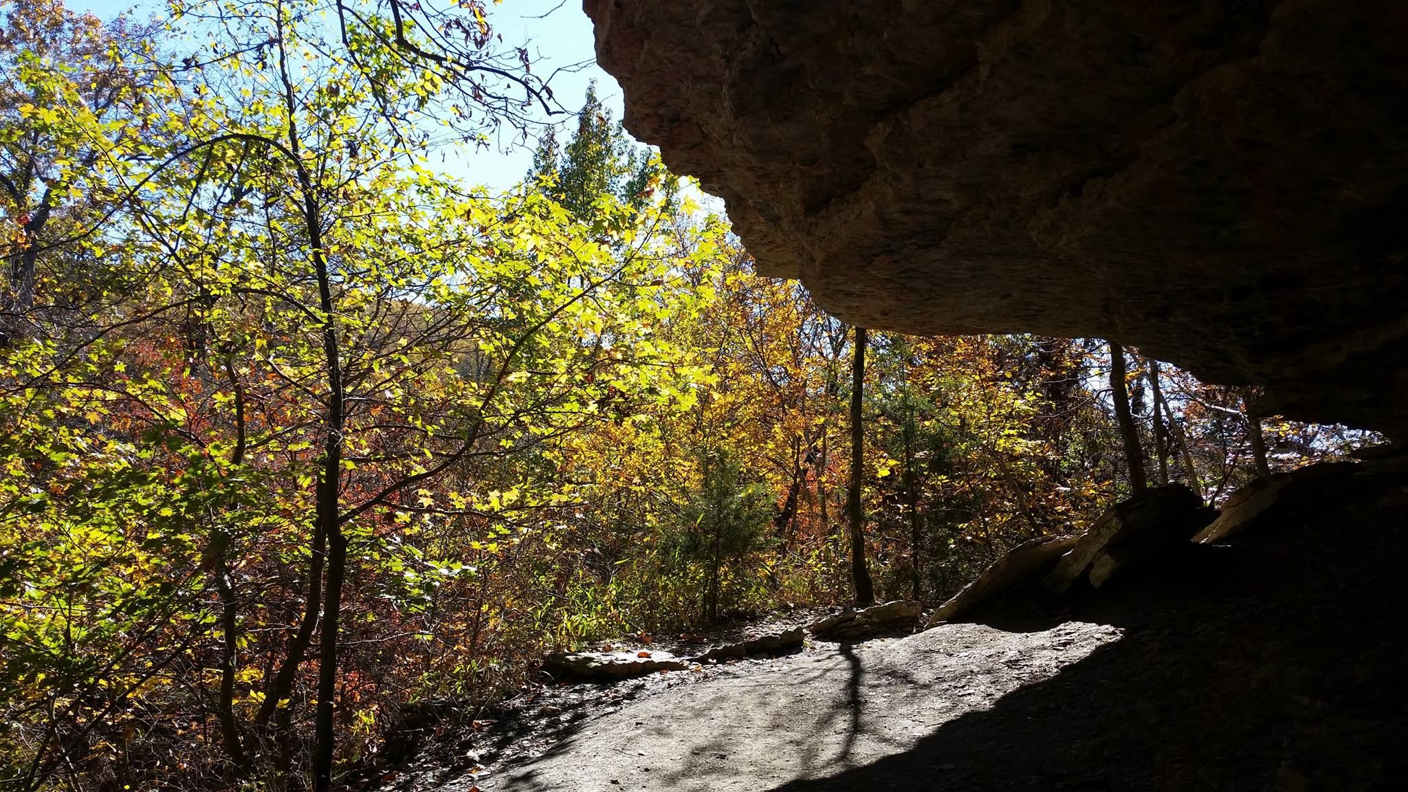 NW Arkansas Ozark mountains, Ozarks, Backwoods