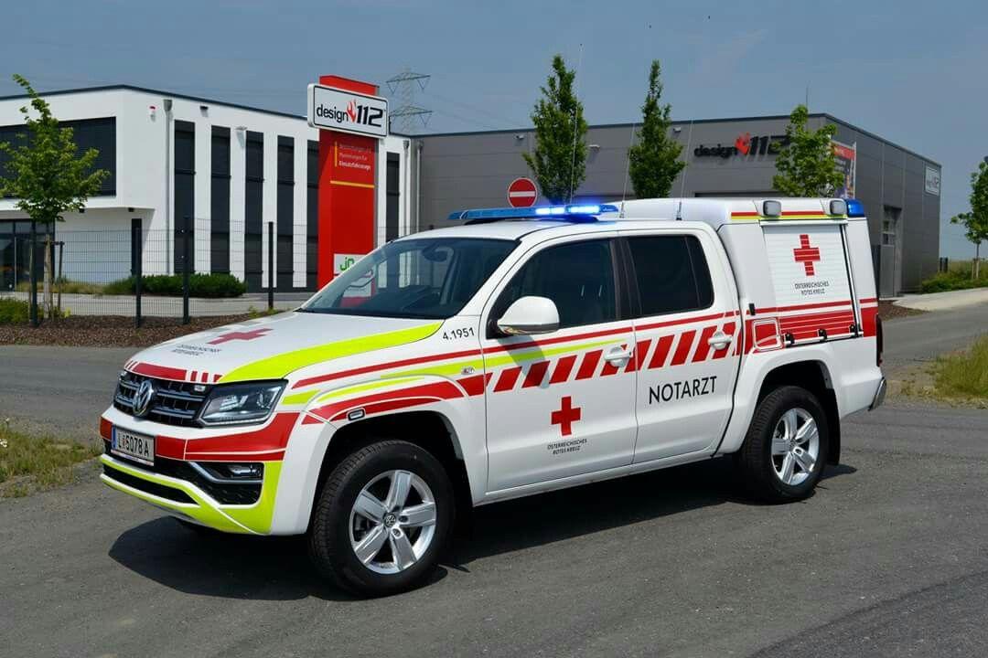 Nef Ork Oberosterreich Auf Vw Amarok Feuerwehr Fahrzeuge Einsatzfahrzeuge Vw Amarok