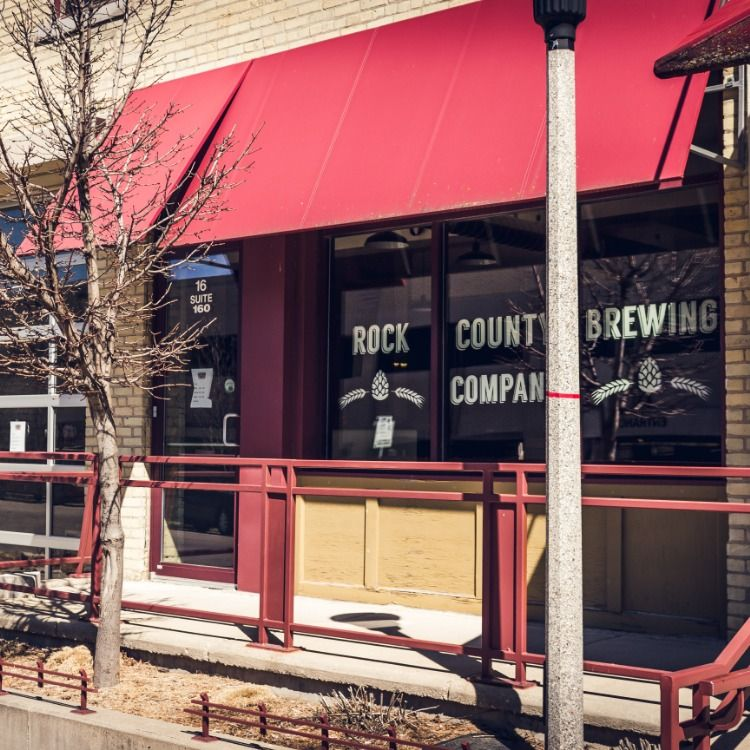 Located in downtown Janesville's historic Carriage Works