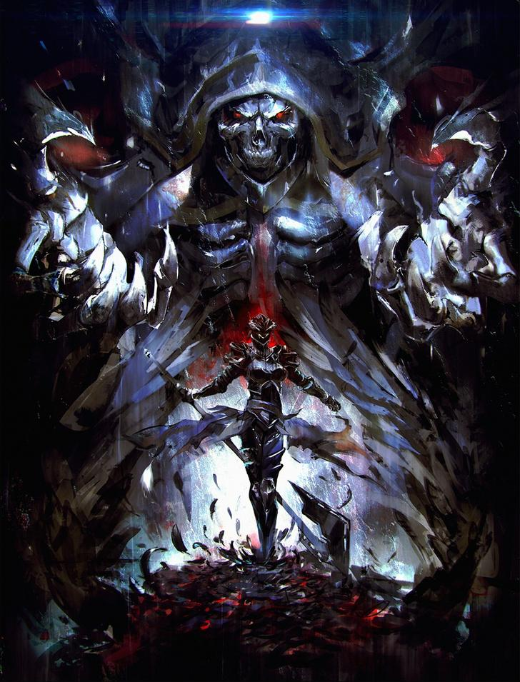 Some Of So Bin S Other Overlord Art Anime Wallpaper Anime Wallpaper Iphone Iphone Wallpaper Images