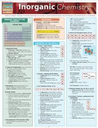 INORGANIC CHEMISTRY STUDY GUIDE 9781423214311