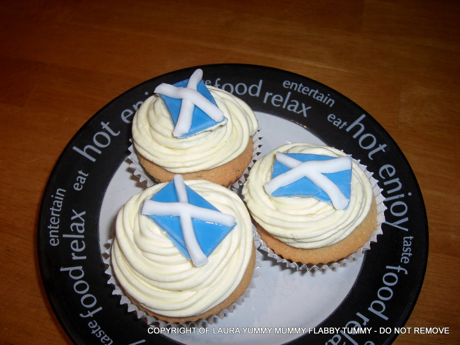 St Andrew's Day cakes visit www.thepartyguide.co.uk for