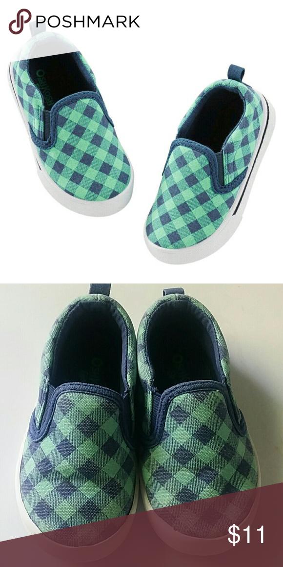 678f7aa14a7b OshKosh Slip-On Shoes OshKosh Slip-On Shoes Osh Kosh Shoes Sneakers ...
