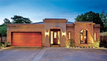Imagenes de fachadas de casas de un piso sencillas - Casas de campo bonitas ...