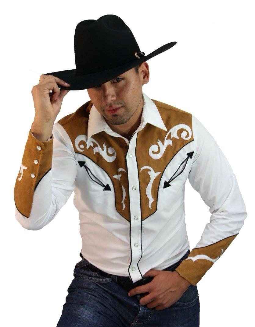 a58715974 Camisa vaquera toro suajada