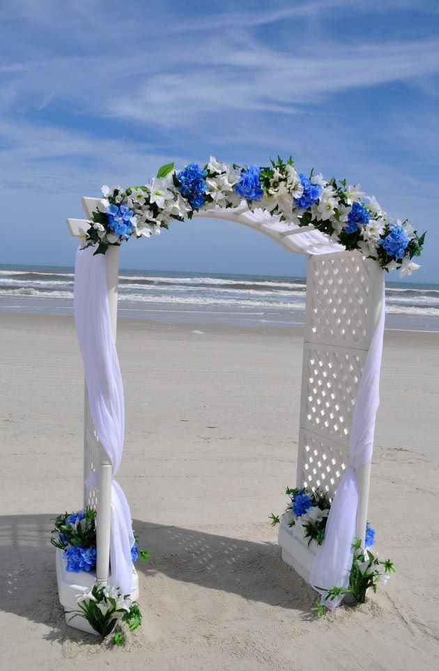 Wedding Arches Decorated