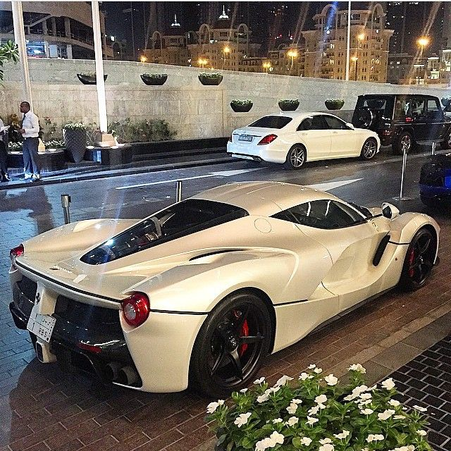 Ferrari. La Ferrari (photo: @saad02 ) Follow @automotive.performance