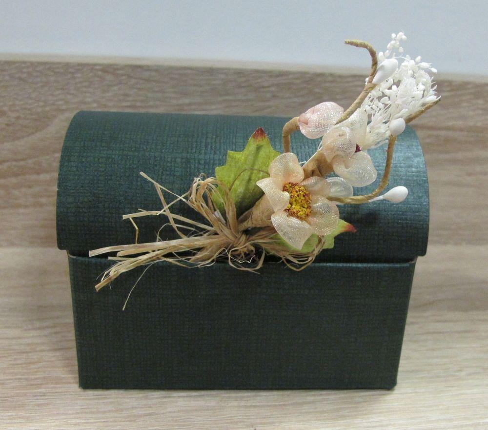 Details zu 3x Geschenkverpackung Geschenkbox Truhe Schmuck ...
