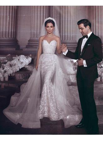 Luxus Hochzeitskleid #saridress