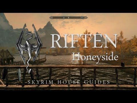 Skyrim Buy A House In Riften Youtube Skyrim Skyrim House House Guide