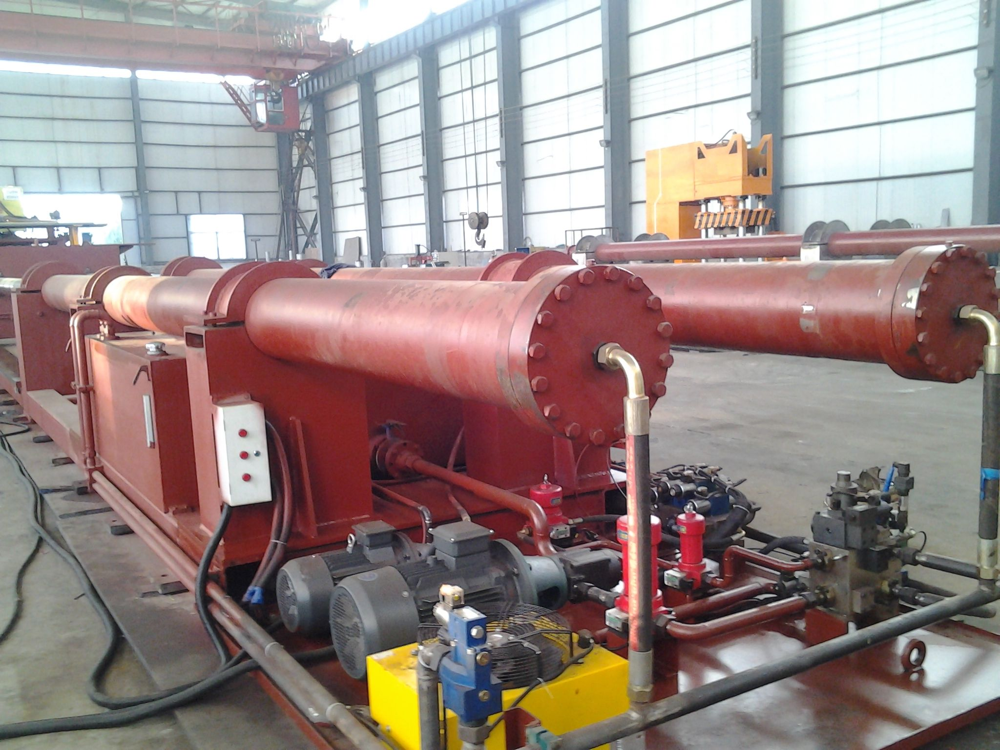 820 Bending Machine Please Check It Wechat Whatsapp 86 15931710332 Service2 Heiyangroup Com Www Sfittings Com Fire Hydrant Hydrant Pipes