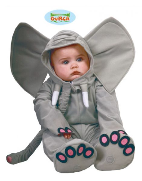Elefante Baby Bebes 0 A 36 Meses Toddler Fancy Dress Halloween Fancy Dress Fancy Dress Costumes