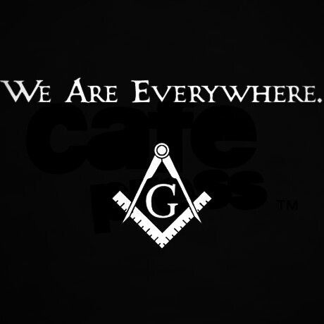 There is over 6 million masons worldwide.