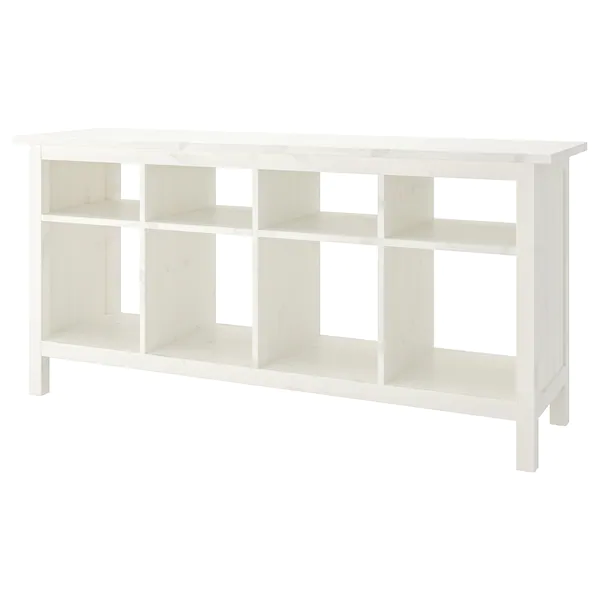 Hemnes Console Table White Stain 61 3 4x15 3 4 Ikea Hemnes Hemnes Console Table