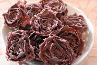 Diy kindling rose