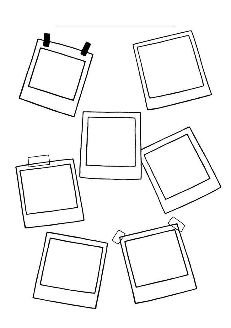 Photo of Polaroid Frame Doodles: Ideen für die Selbstpflege im Bullet Journal – #bullet …