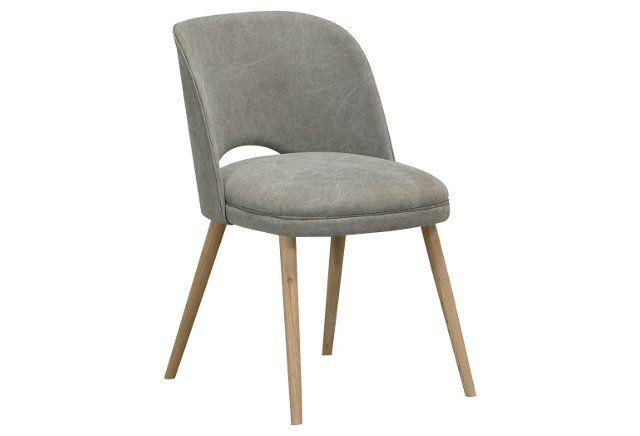 Lorne Side Chairs, Pair (Sarreid Ltd.)