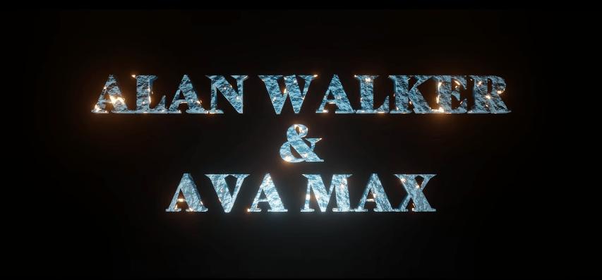 Alan Walker Ava Max Releases Alone Pt Ii Trailer Alan Walker Ava Dj Music